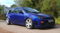 FORD FOCUS RS 2.0T - 2003 LONG TAX/MOT - GLOS - http://www.fordrscarsforsale.com/1113