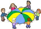 Musical Parachute Play | Articles - Teaching Kids to Sing