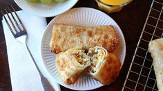 Egg rolls for breakfast? Tasty egg-bake ingredients get all wrapped up in this unique twist on a brunch fave.