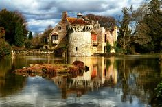 Scotney Castle by Ann  on 500px