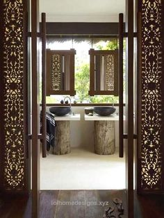 Unbelievable modern bathroom design in asian style The post modern bathroom design in asian style… appeared first on I.O.I Designs .