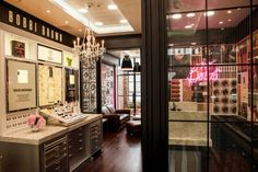 Bobbi Brown makeup and beauty boutique, Britomart, Auckland City