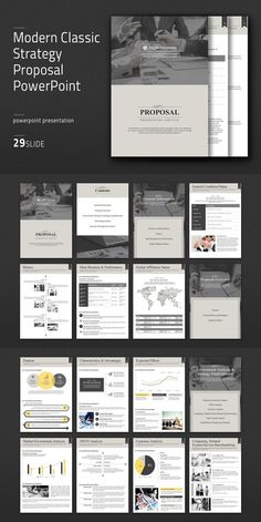 Partnership Ppt Vertical Presentation Templates Pinterest