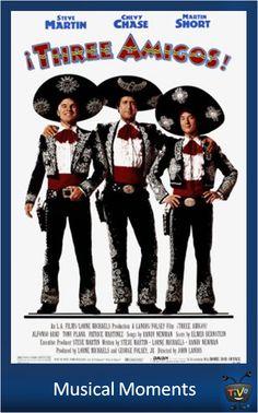 Musical Moments - Three Amigos!