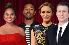Just tell us which celebs you're crushing on, and we'll reveal which one is your true soulmate.