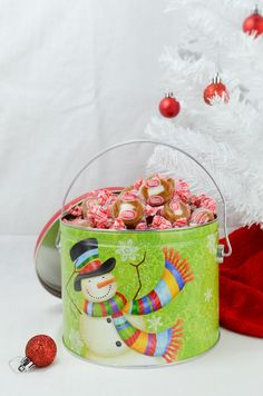Candy Creams Holiday Gift Bucket | Black Friday DEAL 20% OFF Everything* Coupon Code: 16BFRI *16BFRI 20% OFF coupon must be applied at checkout. Offer is valid for one use per person on an order placed between 12:01AM EST through 11:59PM EST on Friday, November 25th, 2016. Discount does not apply to taxes or shipping
