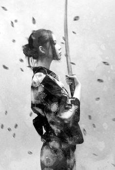 Geisha-katana