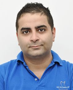 Dr. Marwan Al-Obeidi    BDS – London  MFDS RCS (England)  Dr. Michael's Dental Clinic  Umm Suqeim Branch