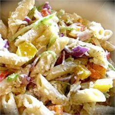 Penne Pasta Salad - Allrecipes.com
