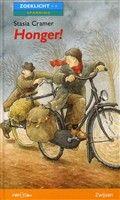 http://balen.bibliotheek.be/?q=honger Een spannend verhaal dat zich afspeelt in Den Haag tijdens de laatste jaren van de Tweede Wereldoorlog. Joop (13), muloleerling, heeft altijd honger en gaat dus met zijn vader op strooptocht langs boeren om wat kleren te ruilen voor eten.