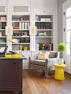 Open Floor Plan Storage