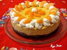 Diós-sütőtökös torta (sütés nélküli) Cheesecake, Birthday Cake, Dios, Candy, Cheesecakes, Birthday Cakes, Cherry Cheesecake Shooters, Cake Birthday