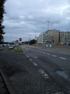 Sczcecin street
