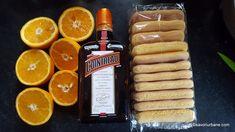 piscoturi portocale si contreau sau grand marnier pentru tort tiramisu cu capsuni Sausage, Cheesecake, Meat, Ethnic Recipes, Food, Mascarpone, Sausages, Cheesecakes, Essen