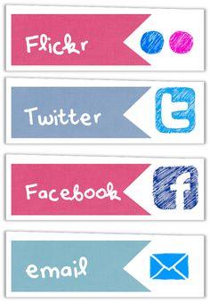 Creative Mindly: Crear botones originales y bonitos para tu web o blog:
