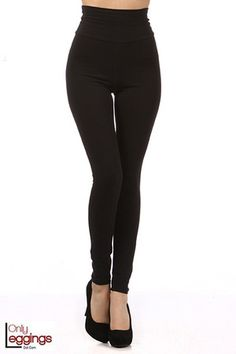Here is the perfect pair of made in the USA high waisted leggings for cotton lovers.  Its our USA High Waisted Cotton Leggings and they are absolutely ideal to dress them up as a basic or as a formal legging that can be matched in literally any way you could think of and work beautifully.  These leggings are 100% Cotton and fit and feel wonderfully giving your body amazing contour as  well as an incomparable fit and feel.  Cotton lovers rejoice for our made in the USA High Waisted Cotton ...