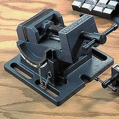 Craftsman 3 in. Drill Press Vise, Cradle Angle - Tools - Power Tool Accessories - Drill Press Accessories