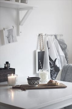 Scandinavian Simplicity blog - milk & honey
