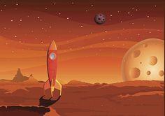 NASA Akui Tidak Mampu Kirim Manusia ke Mars