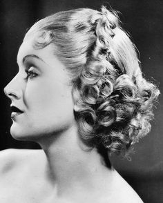 "Myrna Loy publicity still for ""The Great Ziegfeld"", 1936"