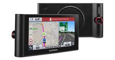 Garmin adds dash cam functionality, advanced driver alerts, and augmented reality features to its Nuvi series of dashboard navigators to create the new NuviCam. Image Review, Dashcam, Sat Nav, Augmented Reality, All In One, Competition, Price Comparison, Caravans