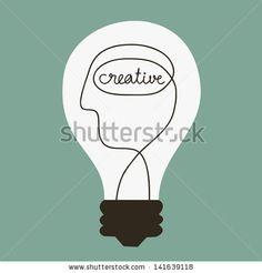 Creative Idea - stock vector