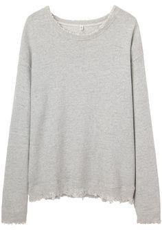 R13 / Vintage Sweatshirt | La Garçonne