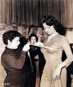 """spikepriggen: """" americanshaft: """" exclamationmark: """"Sophia Loren. (Luis)"""" """""""