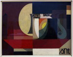 Sophie Täuber-Arp, Dada 1920 Hannah Höch, Sophie Taeuber, Composition, Museum, Artwork, Painting, Modernism, Motifs, Kunst