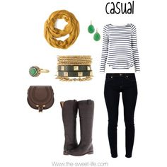 Casual clothes!