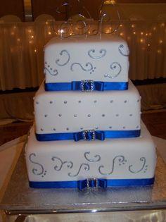 My Photo Album Wedding Cakes Photos on WeddingWire
