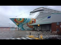 NCL Norwegian Getaway Ship Tour