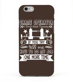 Crane Operator T Shirts