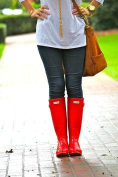 Casual Rainy Day