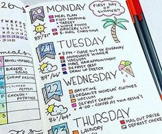 When it comes to organizing and planning, bullet journals are the way to go. Not only do they help keep your life together, but they also serve as an outlet of creativity. Bullet journals aren�t just for to-do lists, reminders, schedules, and habit tracki