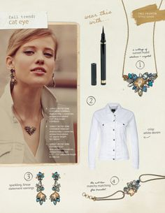 What will make your Cat eye more chic? pair them with chic accessories only at https://www.chloeandisabel.com/boutique/jcmama