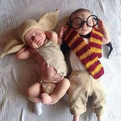 Quietus! #silence #sleep #goodnigth #night #baby #babys #cute #bebê #little #harrypotter #harry #gryffindor #grifinoria #dobby #elfo #hogwarts #potterhead #nerd #geek #startnerd