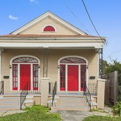 SOLD! 2721-23 Dumaine Street, New Orleans, LA $325,000 Bayou St. John 4 Bedroom/ 4 Bath Multi Family Home, New Orleans Real Estate‬