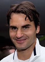 Australian Open 2013 - Tennis -   -  ROGER FEDERER  -  Country: Switzerland; Birth Date: 8 August 1981; Birth Place: Basel,  Switzerland; Residence: Bottmingen, Switzerland; Height:1.85 metres; Weight:85 kilos; Plays: Right; Singles Ranking: 2; Doubles Ranking: 1277.