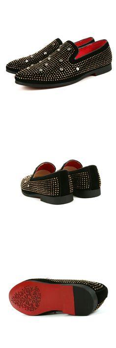 $31.99 Men Dress Shoes Classic Slipper