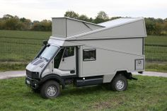 Afrika Offroad's Custom Bremach Camper - Other - ExPo: Adventure and Overland Travel Enthusiasts