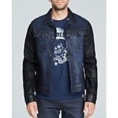 True Religion Danny Denim Jacket