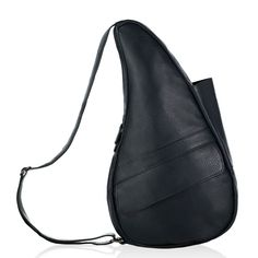 Classic Leather Healthy Back Bag Extra Small Sling Color: Espresso Over The Shoulder Bags, Small Shoulder Bag, Shoulder Strap, Bags For Teens, Back Bag, Crossbody Bag, Tote Bag, Laptop Accessories, Classic Collection