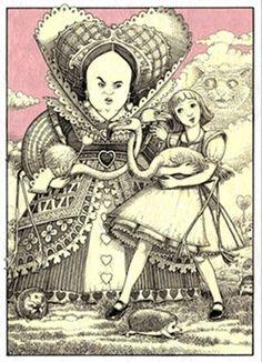 T. Tomic  -  Alice In Wonderland 2009.