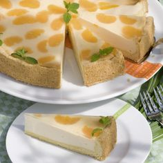 Faule-Weiber-Kuchen Korean Diet, Different Cakes, Breakfast Dessert, Sweet Cakes, No Bake Desserts, No Bake Cake, Cornbread, Cheesecake, Food And Drink