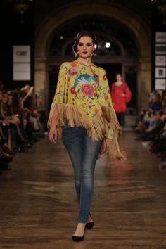 Wappíssima - We Love Flamenco 2016 - Pol Núñez - Ethnic Fashion, Womens Fashion, Fashion Beauty, Fashion Looks, 2016 Fashion Trends, Spanish Fashion, Moda Chic, Fashion Capsule, Summer Design