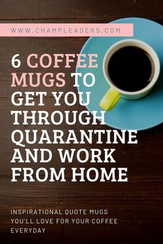 These cute coffee mugs are the best morning partner to get you through tough mornings and even tougher evenings. Be inspired in these quote mugs as you push through the day and juggle 10 things at home while quarantined. Team Activities, Leadership Activities, Leadership Tips, Boss Babe Motivation, Workplace Motivation, Effective Communication, Communication Skills, Elementary School Counseling, Elementary Schools
