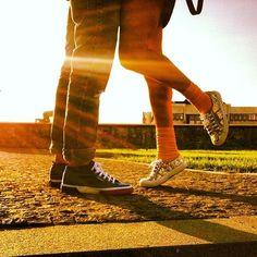 Quello che vi serve è un abbraccio!   Superga 2095 cotu heritage per Lui, Superga 2750 paiwreflex heritage per Lei  #superga #abbraccio #lui #lei #sneakers #2750 #2095 #bacio #amore