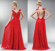 Vestido gala 😍👗❤