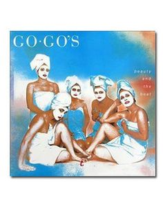 WANT! The Go-Go's  Beauty and the Beat 30th Anniversary Edition Pink Vinyl LP @officialgogos